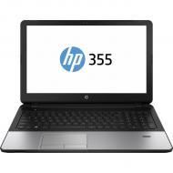 Ноутбук HP 355 G2 (J0Y61EA) Silver 15,6
