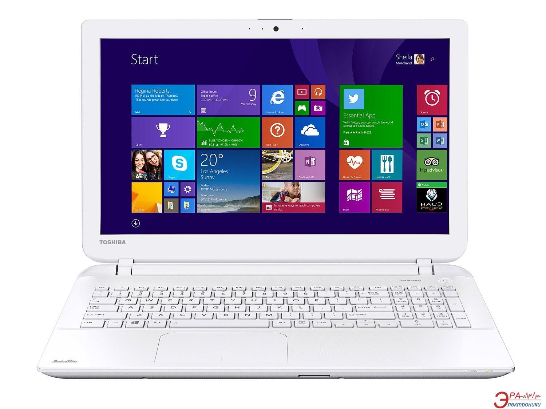Ноутбук Toshiba Satellite L50-B-1XL (PSKTCE-04D00CU3) White 15,6