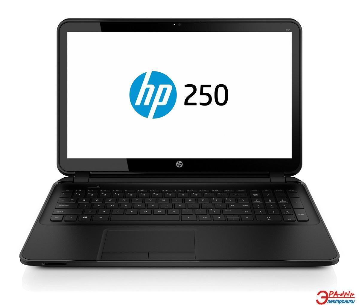Ноутбук HP 250 G3 (K9L10ES) Black 15,6