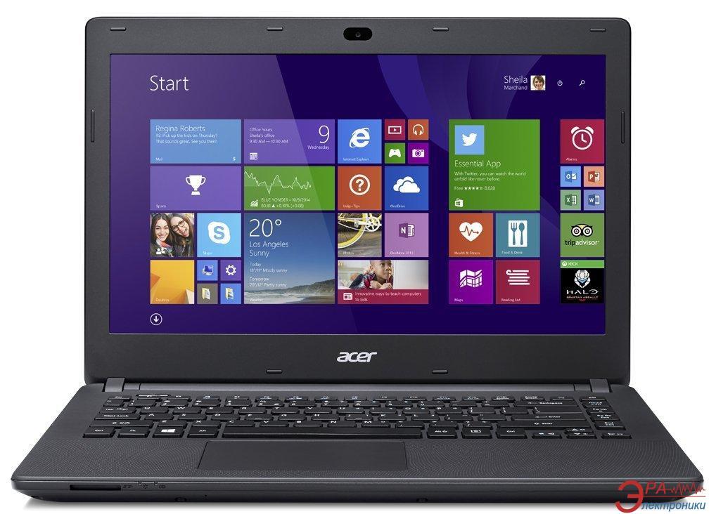 Ноутбук Acer Aspire ES1-411-C5LX (NX.MRUEU.001) Black 14