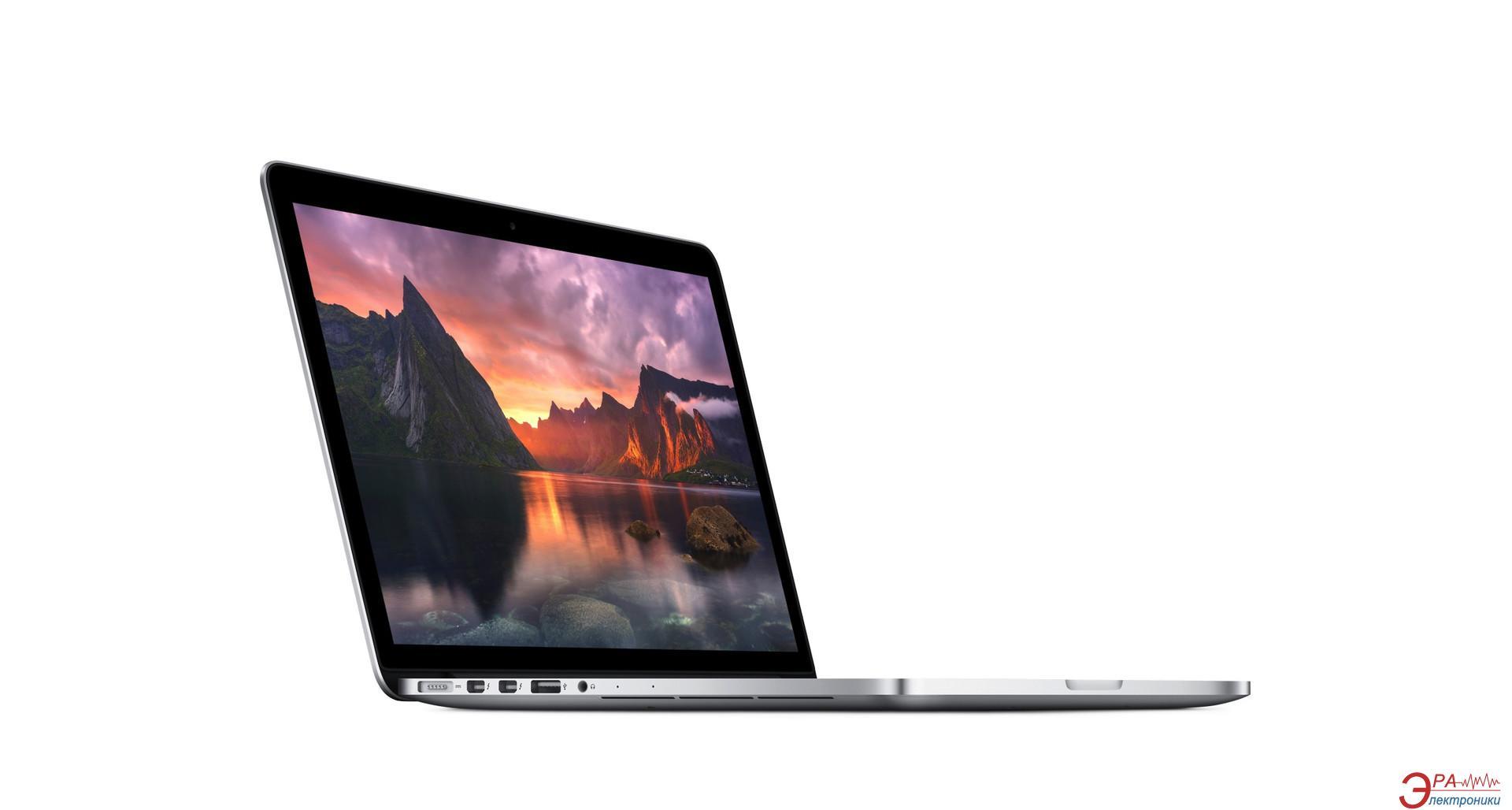 Ноутбук Apple A1398 MacBook Pro (Z0RG00050) Aluminum 15,4