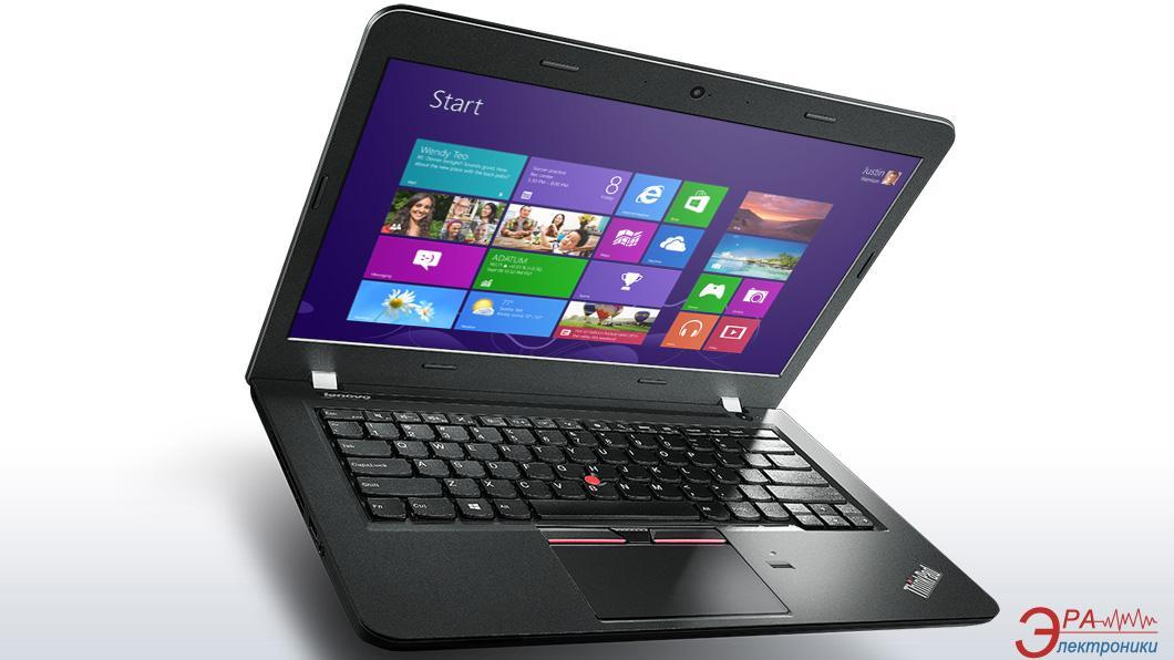 Ноутбук Lenovo ThinkPad Edge E450 (20DCS01G00) Black 14