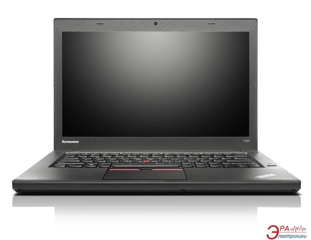 Ноутбук Lenovo ThinkPad T450 (20BVS01C00) Black 14