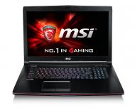 ������� MSI GE72 2QD Apache Pro (GE722QD-076XUA) Black 17,3