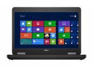 Ноутбук Dell Latitude E5450 (CA042LE5450BEMEA_UBU) Black 14
