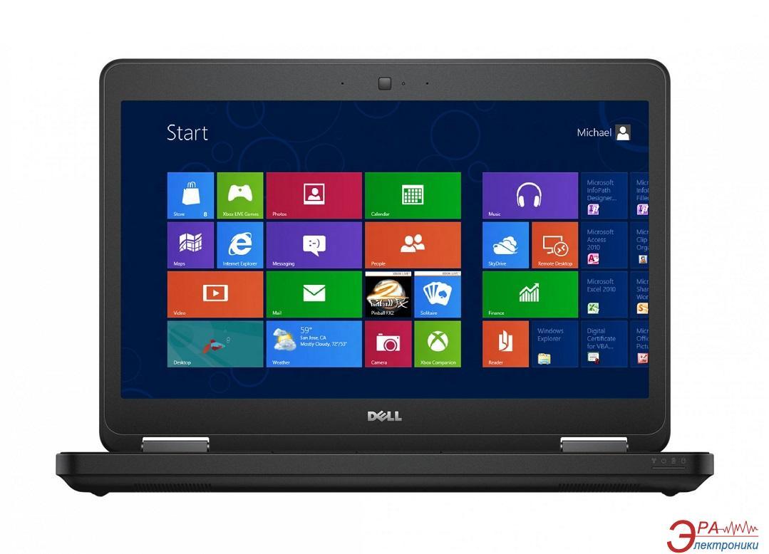 Ноутбук Dell Latitude E5450 (CA033LE5450BEMEA_UBU) Black 14