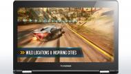 Ноутбук Lenovo Yoga 500-14 (80N4005BUA) Black 14