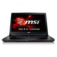 Ноутбук MSI GE72 2QD Apache Pro (GE722QD-230XUA) Black 17,3