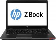 Ноутбук HP ZBook 14 (M4S07ES) Black 14