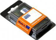 Оперативная память SO-DIMM DDR 512 МБ 400 МГц Goodram БЛИСТЕР (GR400S64L3/512)