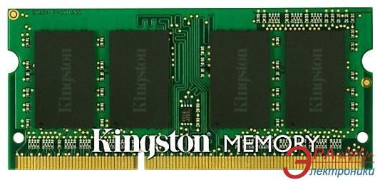 Оперативная память SO-DIMM DDR3 2 Gb 1600 МГц Kingston (KVR16S11S6/2)