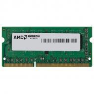 SO-DIMM DDR3 2 Gb 1600 МГц AMD BULK (R532G1601S1S-UO)