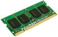 SO-DIMM DDR3 2 Gb 1333 ��� Kingston (KVR13LS9S6/2)