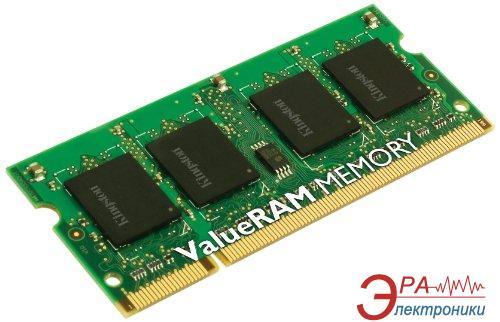 Оперативная память SO-DIMM DDR3 2 Gb 1333 МГц Kingston (KVR13S9S6/2)