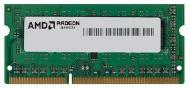 SO-DIMM DDR3 2 Gb 1333 МГц AMD (R332G1339S1S-UOBULK)