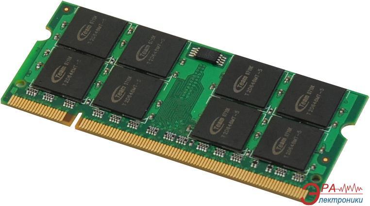 Оперативная память SO-DIMM DDR3L 8 Gb 1600 МГц Team (TED3L8G1600C11-S01)