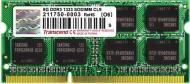 SO-DIMM DDR3 8 Gb 1333 МГц Transcend Original (TS1GSK64V3H)