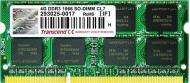 Оперативная память SO-DIMM DDR3 4 Gb 1066 МГц Transcend Original (TS512MSK64V1N)