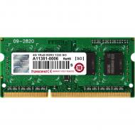 SO-DIMM DDR3 4 Gb 1333 ��� Transcend (TS512MSK64V3H)
