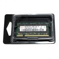 SO-DIMM DDR2 2 Gb 800 ��� Hynix original (HYMP125S64CP8-S6)