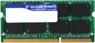 SO-DIMM DDR3 4 Gb 1333 МГц Silicon Power (SP004GBSTU133N02)