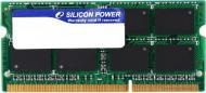 SO-DIMM DDR3 4 Gb 1333 ��� Silicon Power (SP004GBSTU133N02)