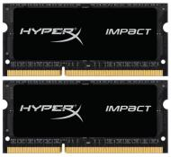 SO-DIMM DDR3 2*4 Gb 1600 МГц Kingston (HX316LS9IBK2/8)
