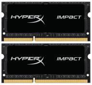 SO-DIMM DDR3 2*4 Gb 1600 МГц Kingston (HX316LS9IBK2/8)