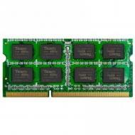 SO-DIMM DDR3 8 Gb 1600 ��� Team (TED38G1600C11-SBK)