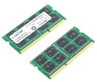 SO-DIMM DDR3 2*8 Gb 1600 ��� Crucial (CT2KIT102464BF160B)
