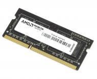 Оперативная память SO-DIMM DDR3 8 Gb 1333 МГц AMD (R338G1339S2S-UOBULK)
