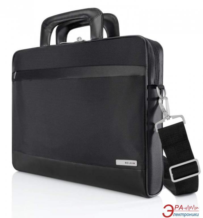 Портфель для ноутбука Belkin Suit Line Collection Carry Case Black (F8N180EA)