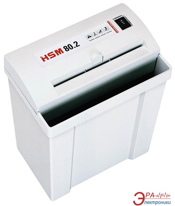 Уничтожитель документов HSM 80 (5,8)