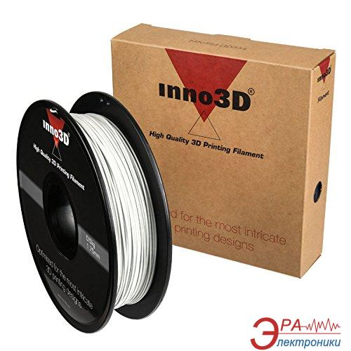 PLA-пластик Inno3D 1.75mm 0.5kg White (3DP-FP175-WH05)