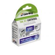Совместимый картридж ColorWay (CW-EPT1711) (Epson XP-33/ 103/ 203/ 207/ 303/ 306/ 403/ 406) Black