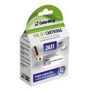 Совместимый картридж ColorWay 26XL (CW-EPT2631) (Epson XP600/605/700) Black