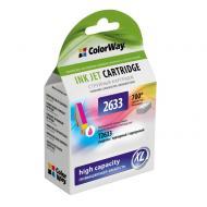 Совместимый картридж ColorWay 26XL (CW-EPT2633) (Epson XP600/ 605/ 700) Magenta