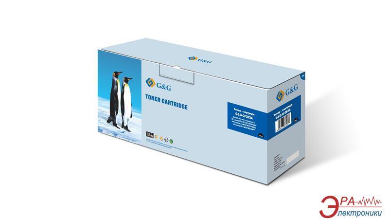 Совместимый картридж G&G (G&G-CF283A) (HP LJ M201dw/ M125a/ M127fn/ M225dn) Black