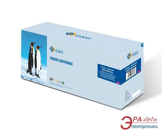 Совместимый картридж G&G (G&G-CE313A) (HP Color LJ CP1025/ CP1025nw) Magenta