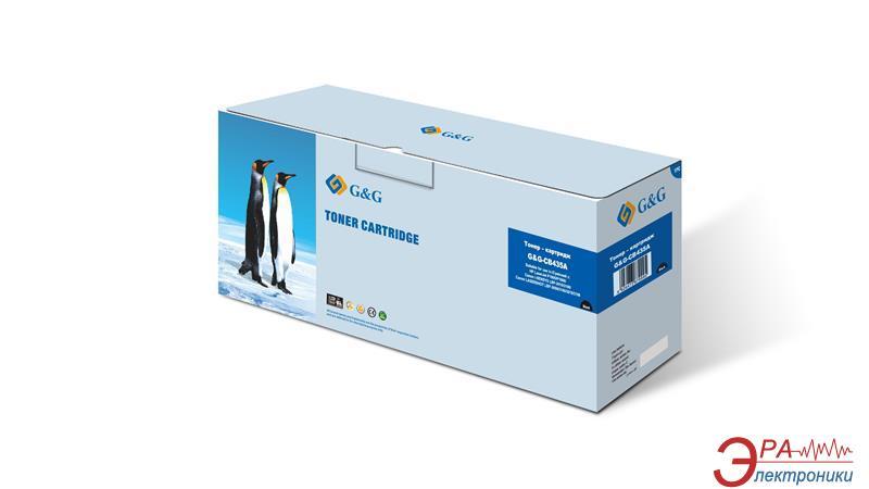 Совместимый картридж G&G (G&G-CB435A) (HP LJ P1005/ 1006) Black