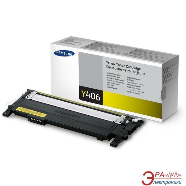 Совместимый картридж G&G (G&G-Y406S) (Samsung CLP-365/ SL-C460W/ CLX-3305/ 3305FN) Yellow