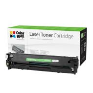 Совместимый картридж ColorWay CW-H541CM (HP CLJ CP1215/ CP1515 CC541A/ Canon 716) Cyan