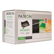 Совместимый картридж Patron PN-64AR (HP LJ P4014/ 4015/ 4515 CC364A) Black