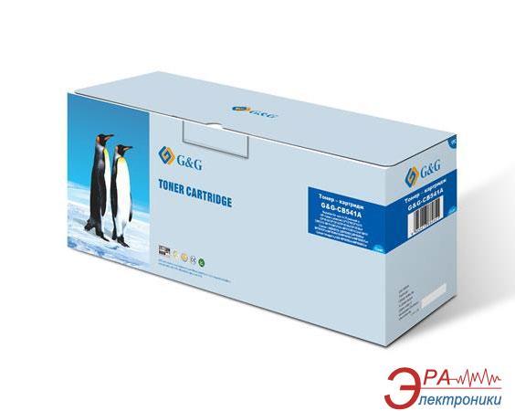 Совместимый картридж G&G (G&G-CB541A) (HP LJ CP1215/ CP1510/ Canon LBP5050/ MF8030Cn 716) Cyan