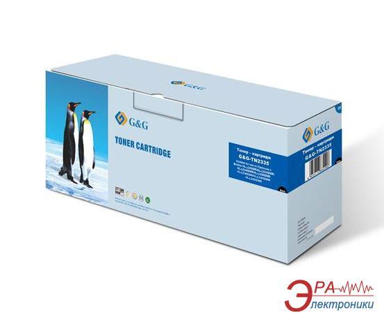 Совместимый картридж G&G (G&G-TN2335) (Brother HL-L2360/ 2365/ DCP-L2500/ 25x0/ MFC-L2700/ 2720/ 2740) Black