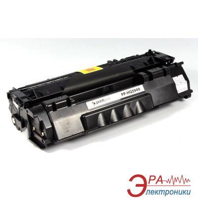 Совместимый картридж PrintPro PP-HQ5949 (HP LJ 1160/1320 Q5949A/Canon 708) Black
