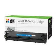Совместимый картридж ColorWay (CW-C731BKM) (LBP-7100Cn/ 7110Cw/ Canon 731/ HP CF210A) Black
