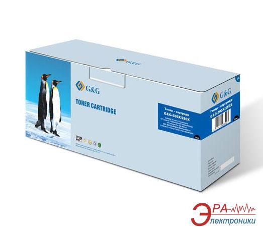 Совместимый картридж G&G (G&G-505X/280X) (HP LJ P2055/ M425/ M401/ Canon 719H) Black