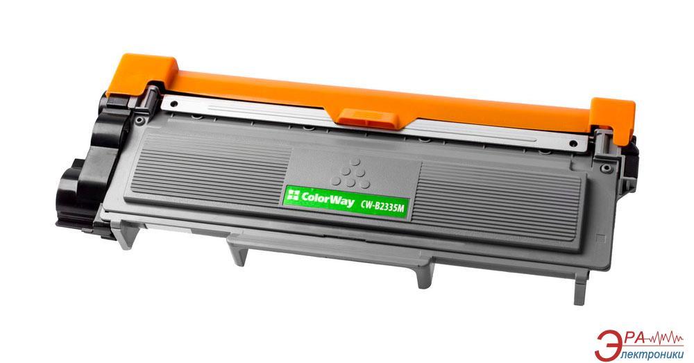 Совместимый картридж ColorWay (CW-B2335M) (Brother HL-L2360/2365 DCP-L2500/25x0 /TN2335) Black
