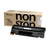 Совместимый картридж PrintPro PP-H285NS (HP LJ P1102/ 1102W/ M1132/ M1212NF (CE285A) Black
